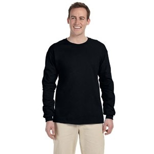 Fruit of the Loom Adult 5 oz. HD Cotton? Long-Sleeve T-Shirt