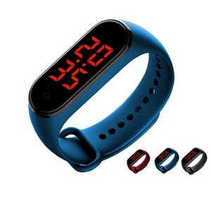 V8 Smart Body Temperature Electronic Watch