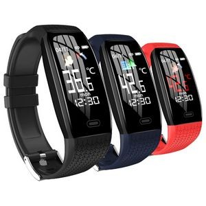 T5 Body Temperature Fitness Smart Watch