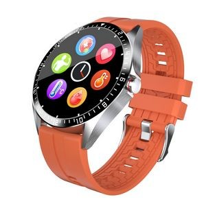 GW16 Full Touch Screen Body Temperature Smart Watch