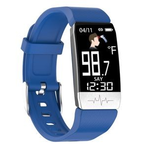 All day body temperature monitoring Plus Blue