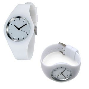 Sports Unisex Watch With Silicone Strap